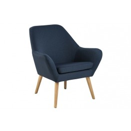 ACTONA Fotel Astro Dark Blue