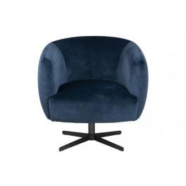ACTONA Fotel Auburn VIC niebieski