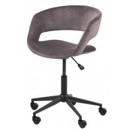 ACTONA Fotel Obrotowy Biurowy GRACE VIC Różowy