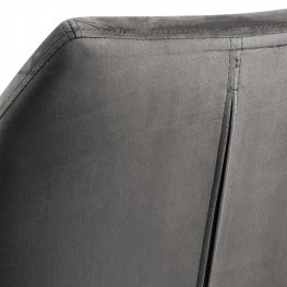 ACTONA Fotel biurowy na kółkach Nora VIC szary