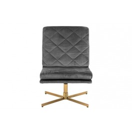 ACTONA Fotel obrotowy Carrera VIC Dark grey