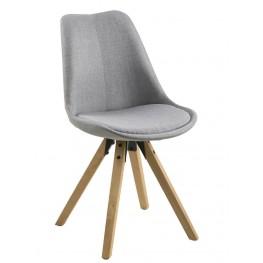 ACTONA Krzesło Dima light grey