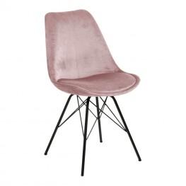 ACTONA Krzesło Eris VIC różowe