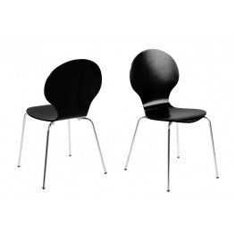 ACTONA Krzesło Marcus black