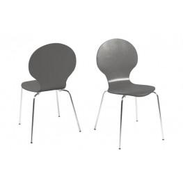 ACTONA Krzesło Marcus grey