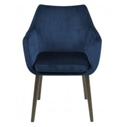 ACTONA Krzesło Nora VIC Dark Blue