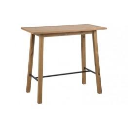 ACTONA Stół barowy Chara wood