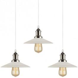 ALTAVOLA DESIGN Lampa wisząca Eindhoven Loft MCH CL