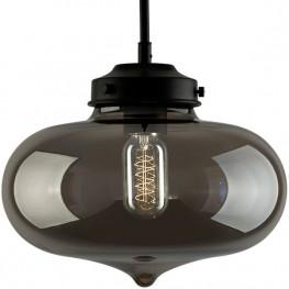 ALTAVOLA DESIGN Lampa wisząca London Loft 1 smoky