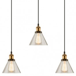 ALTAVOLA DESIGN Lampa wisząca New York Loft 1 CL