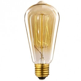 ALTAVOLA DESIGN Żarówka Edisona 40W BF19 - E27