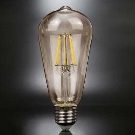 ALTAVOLA DESIGN Żarówka Edisona LED 6W BF19