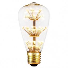 ALTAVOLA DESIGN Żarówka Edisona LED II- 3W - E27