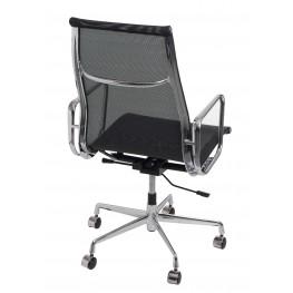 D2.DESIGN Fotel biurowy CH1191T - Czarny