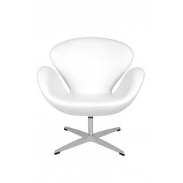 D2.DESIGN Fotel Cup biały kaszmir K3