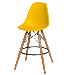 D2.DESIGN Hoker P016W PP żółty