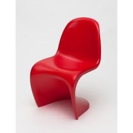 D2.DESIGN Krzesło Balance Junior - Czerwone