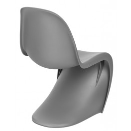 D2.DESIGN Krzesło Balance PP szare