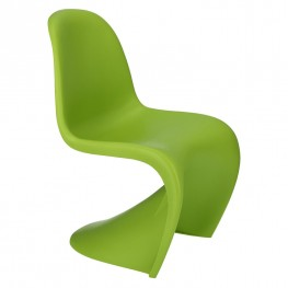 D2.DESIGN Krzesło Balance PP zielone