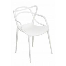 D2.DESIGN Krzesło Lexi białe insp. Master chair