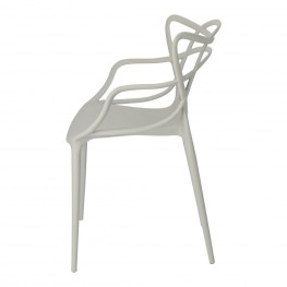 D2.DESIGN Krzesło Lexi szare insp. Master chair