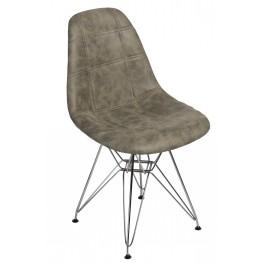 D2.DESIGN Krzesło P016 DSR Pico oliwkowe