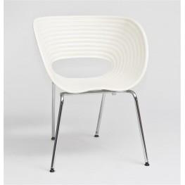 D2.DESIGN Krzesło VTV białe