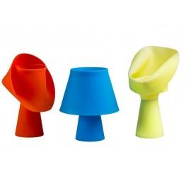D2.DESIGN Lampka Numen - Pomarańczowa