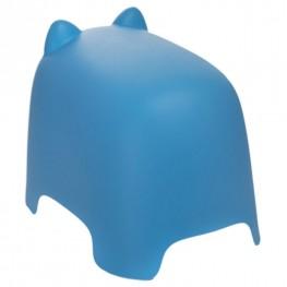 D2.DESIGN Siedzisko dziecięce Piggy jasne niebiesk ie