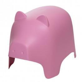 D2.DESIGN Siedzisko dziecięce Piggy różowe