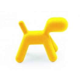 D2.DESIGN Siedzisko Pies zolty