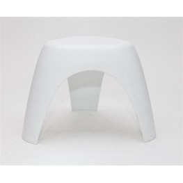 D2.DESIGN Stołek Fant biały