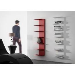 INTESI Biblioteczka Libra 2 czerwona