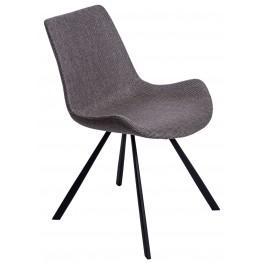 INTESI Krzesło Jord M jasno szare 1107