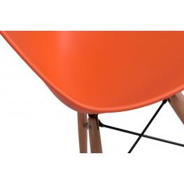 INTESI Krzesło Rush DSW pomarańczowe