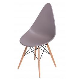 INTESI Krzesło Rush DSW szare