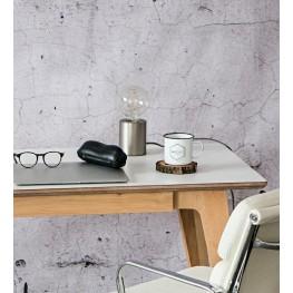 INTESI Lampa stołowa Intesi Bulb