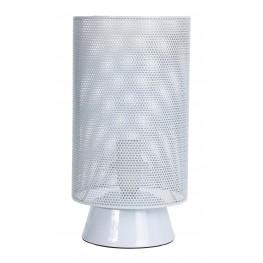 INTESI Lampa stołowa Intesi Kross biała