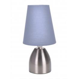 INTESI Lampa stołowa Intesi Paris szara