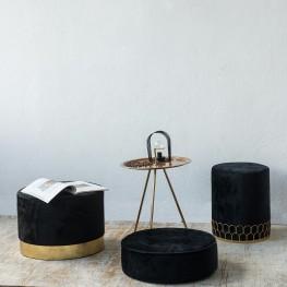 INTESI Lampka stołowa LED Indea Square Intesi