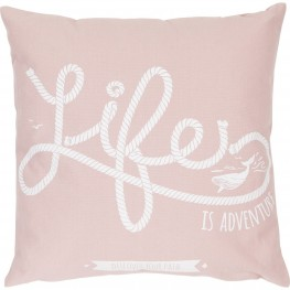 INTESI Poduszka Life 47x47 różowa