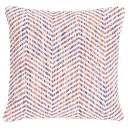 INTESI Poduszka Melange Zigzag 45x45