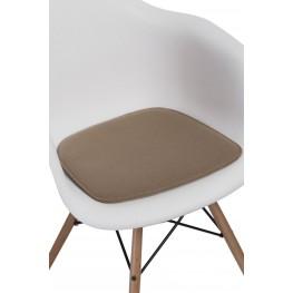 INTESI Poduszka na krzesło Arm Chair beżowa