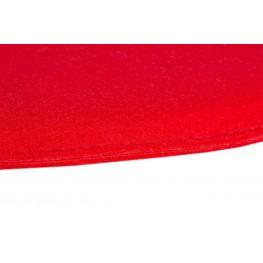 INTESI Poduszka na krzesło Arm Chair czerwona