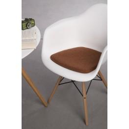 INTESI Poduszka na krzesło Arm Chair po. melanż