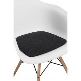 INTESI Poduszka na krzesło Arm Chair szara cie.