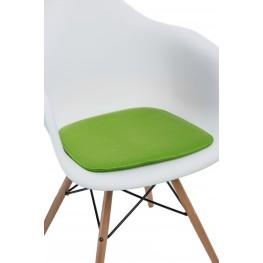 INTESI Poduszka na krzesło Arm Chair ziel. jas.