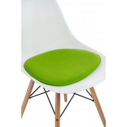 INTESI Poduszka na krzesło Side Chair zie. jas.
