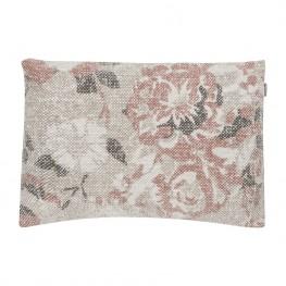 INTESI Poduszka Vintage flower j.różowy 35x50