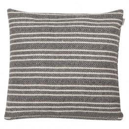 INTESI Poduszka Winford biało-czarna 45x45